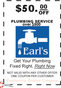 $50 off plumbing coupon